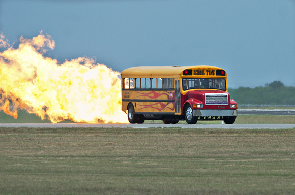 The Indy Boys' Jet-Powered School Bus